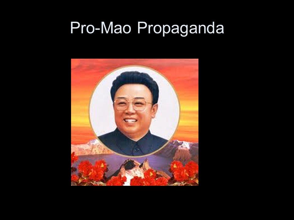 Pro-Mao Propaganda