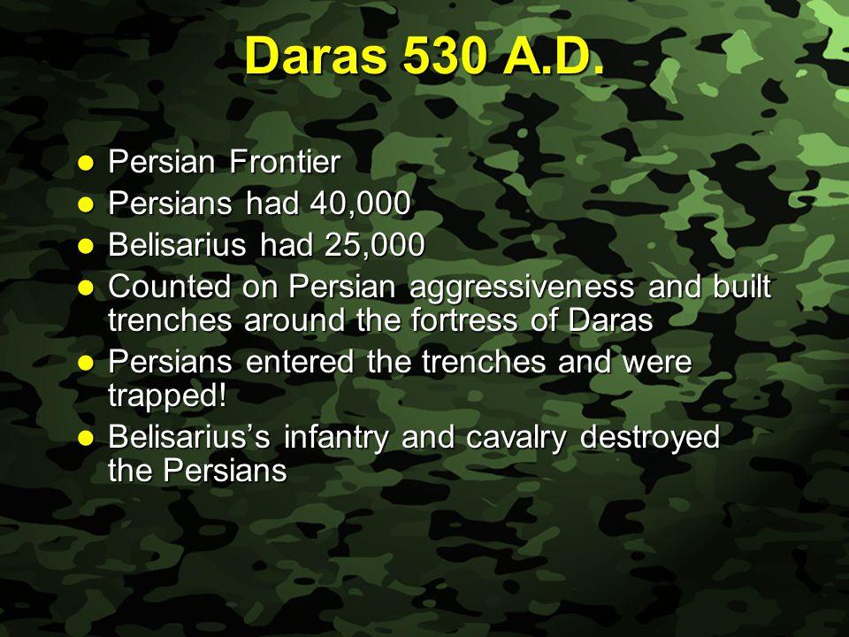 Slide 7 Daras 530 A.D.