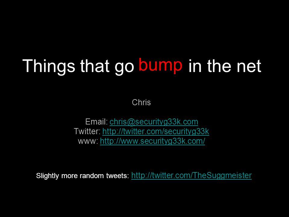 52 21 September 2009 Phishing Example