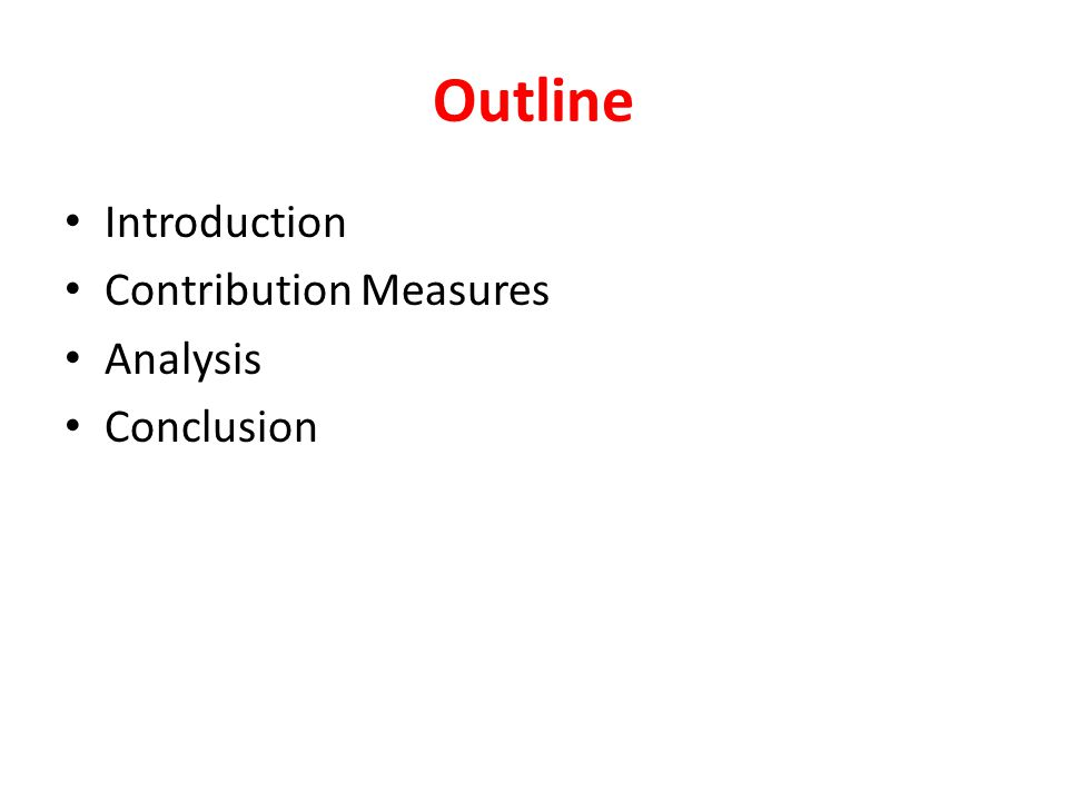 Introduction to choose the order of authors when citing the content how much work various users have performed.