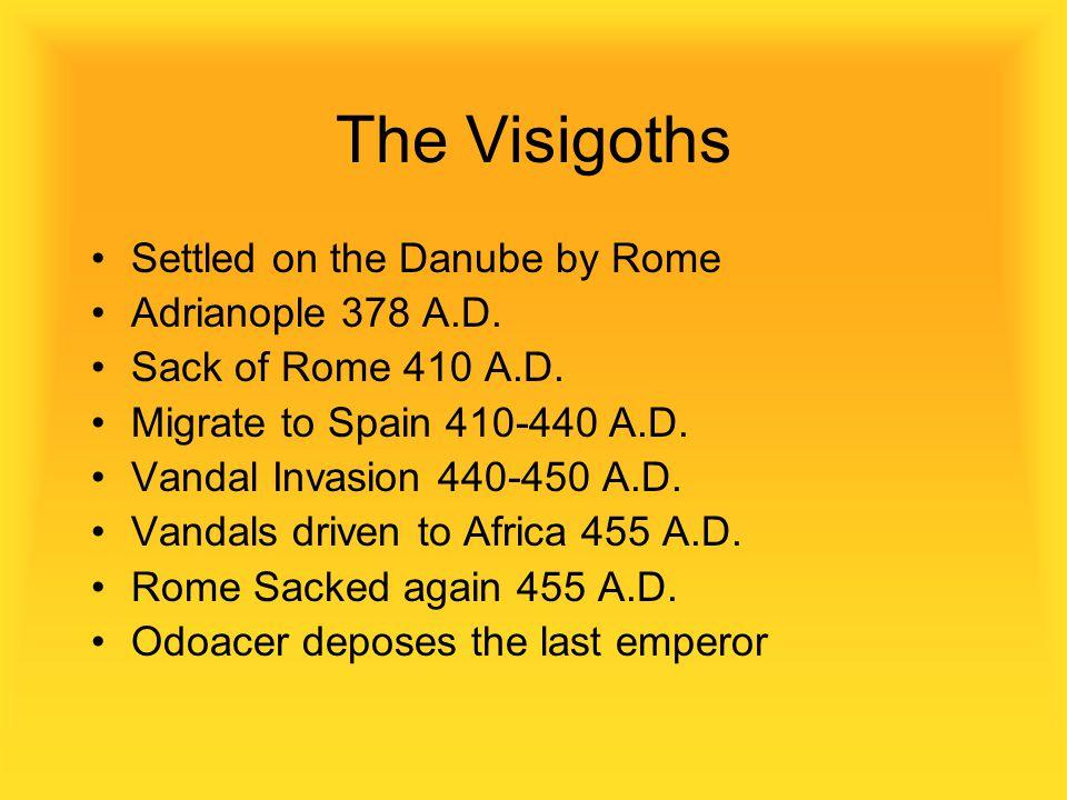 Three Heirs to Rome