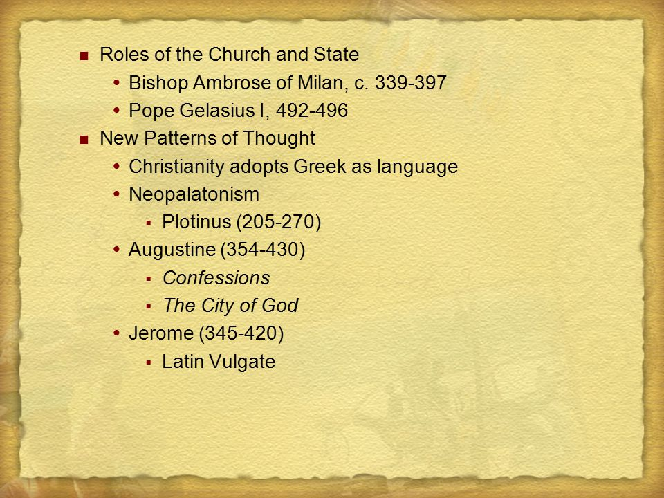 Monasticism  Saint Anthony (c.250-350)  Saint Simeon the Stylite  Saint Pachomius (c.