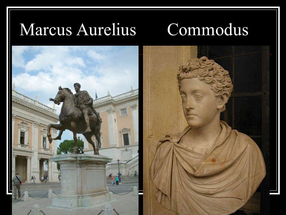 Marcus Aurelius Commodus