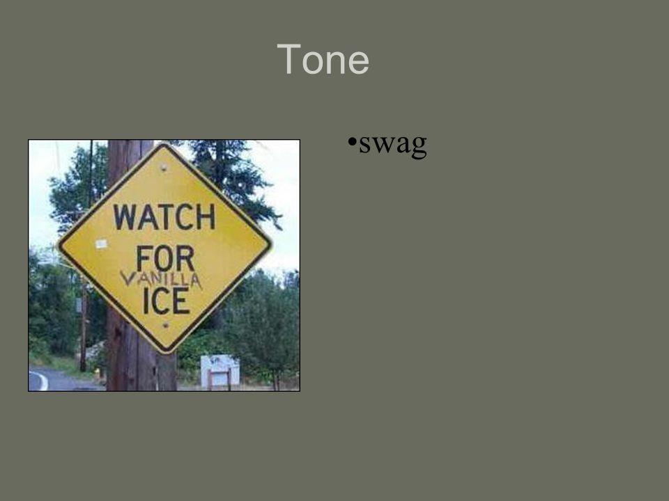 Tone swag