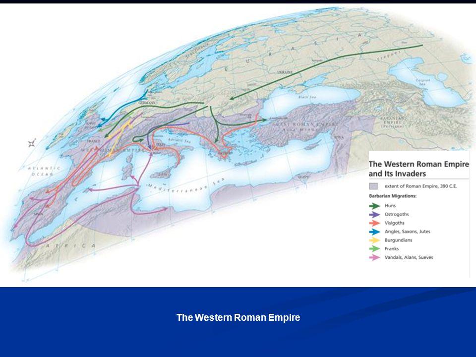 The Western Roman Empire