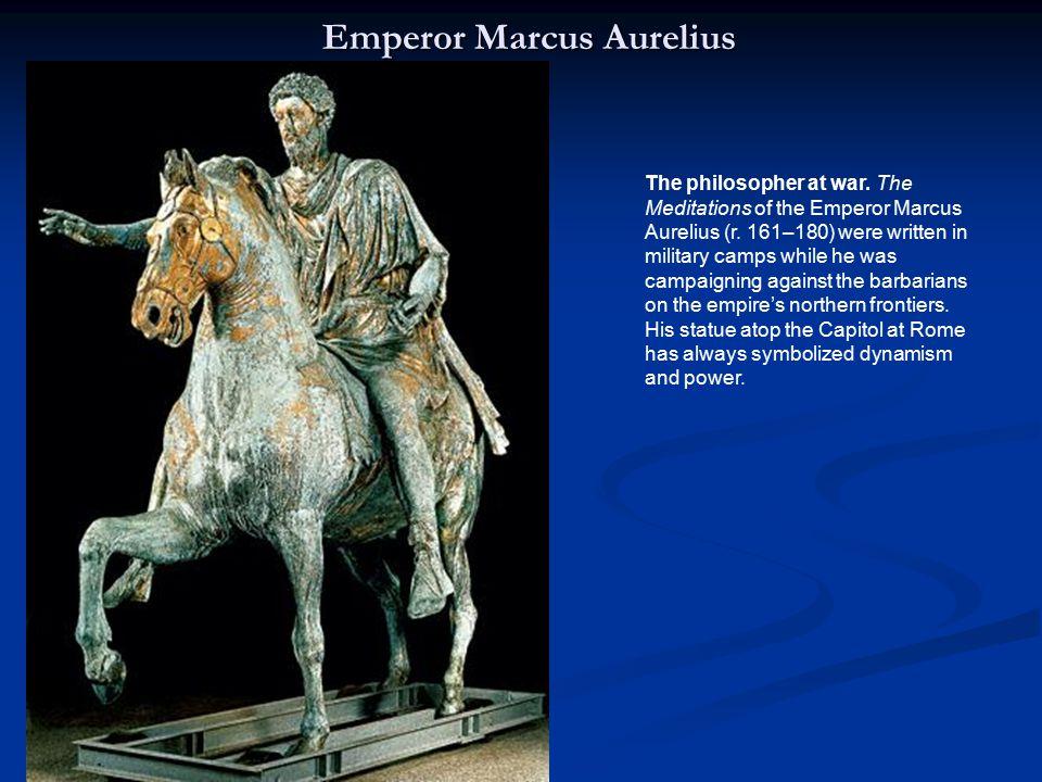 The philosopher at war. The Meditations of the Emperor Marcus Aurelius (r.
