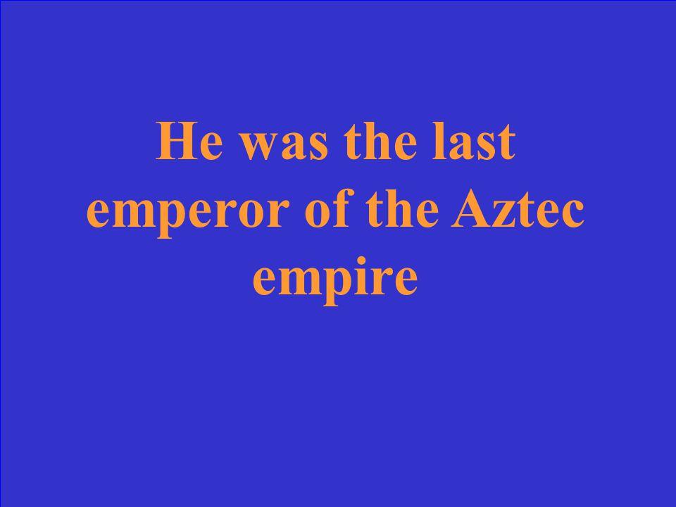 Who was Powhatan?