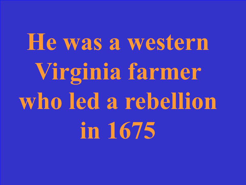 Who was Patrick Henry?