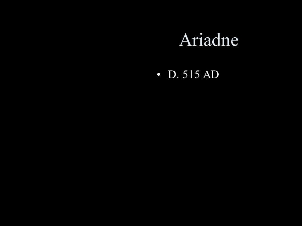 Ariadne D. 515 AD