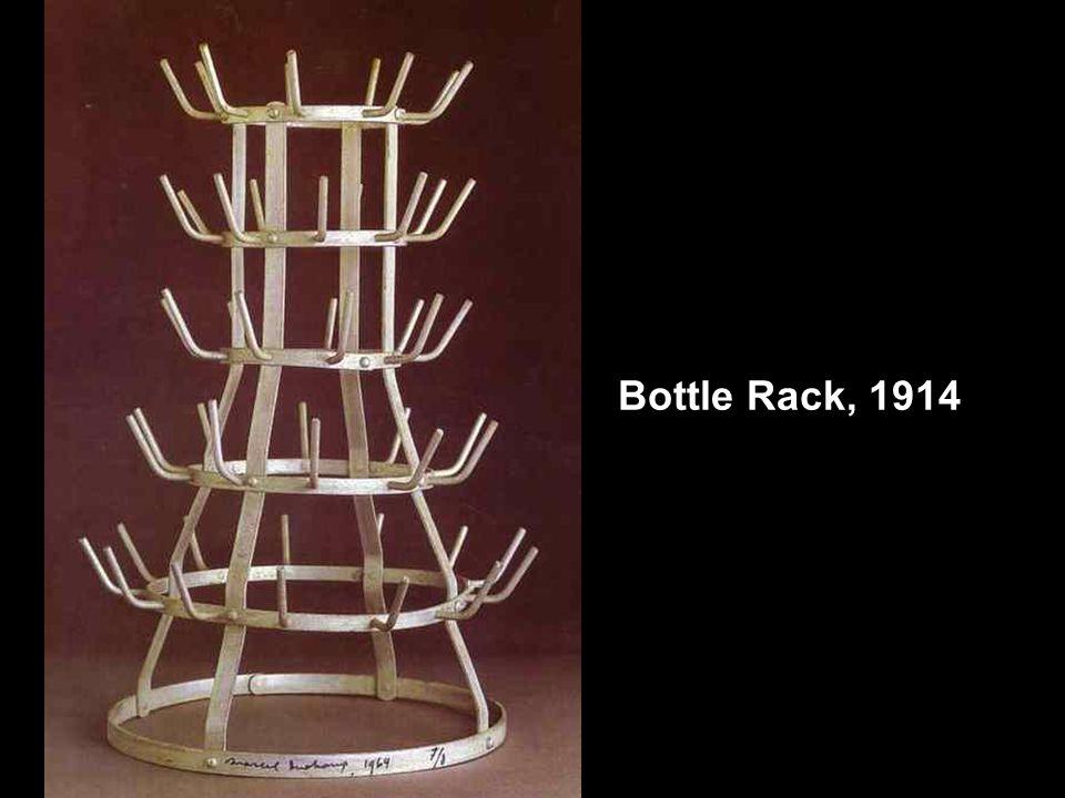 Bottle Rack, 1914