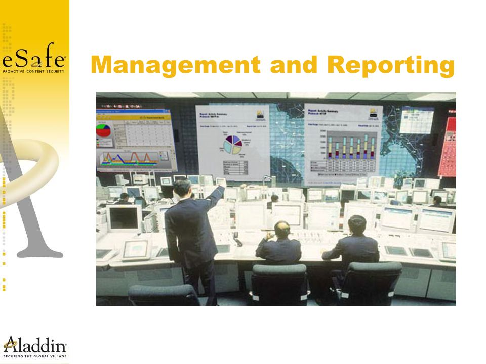 Management and Reporting