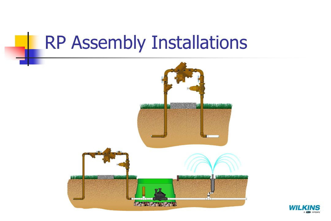 RP Assembly Installations