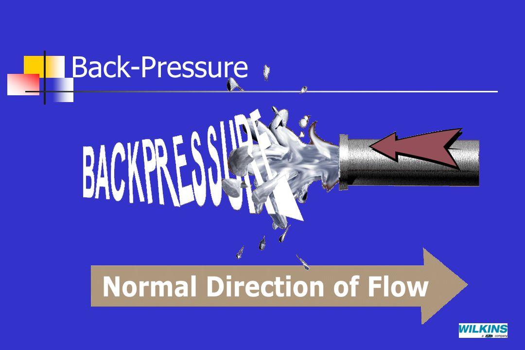 Back-Pressure