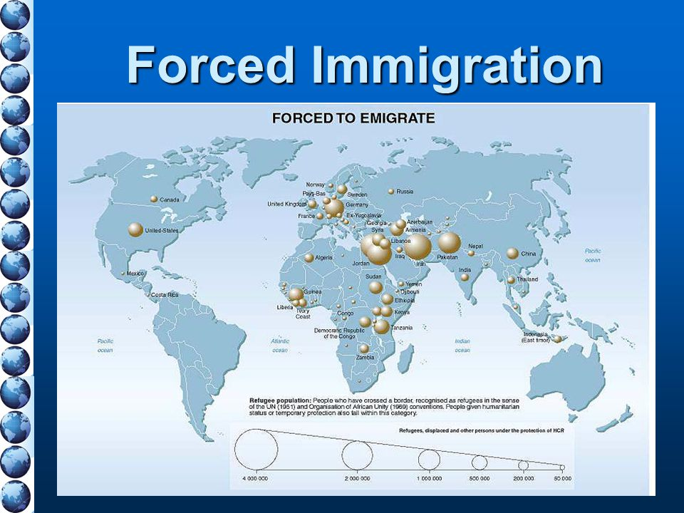 Forced Immigration