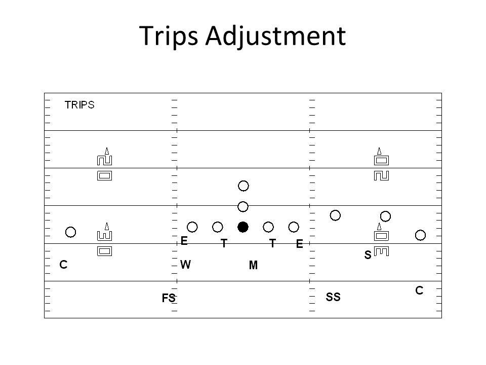 Trips Adjustment
