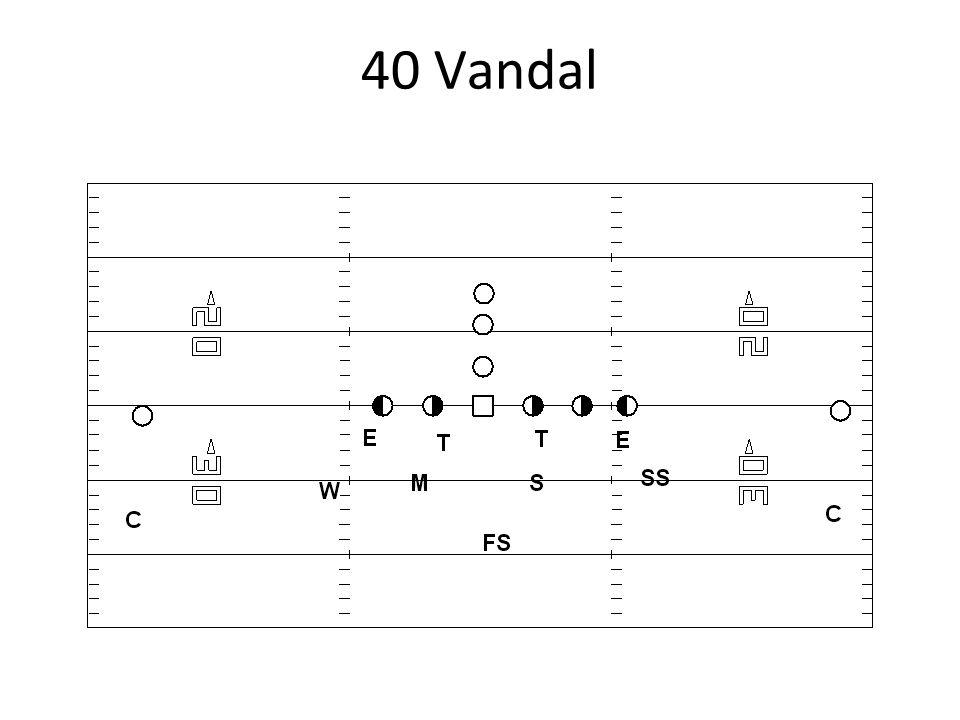 40 Vandal