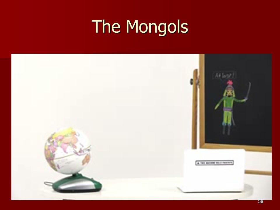 The Mongols 58