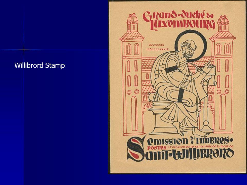 Willibrord Stamp