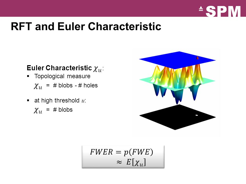 RFT and Euler Characteristic