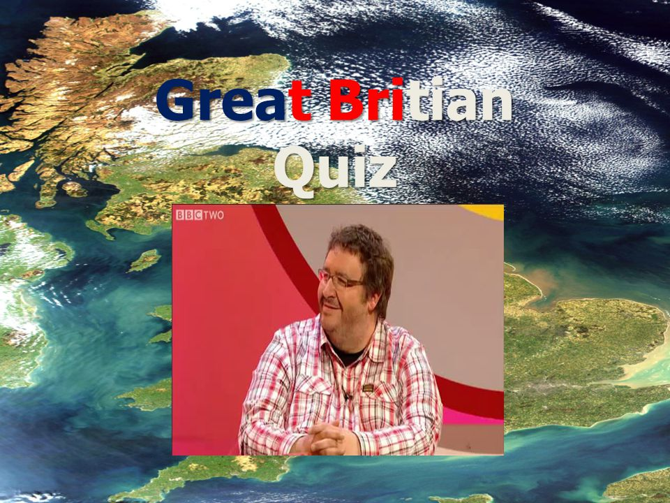 Great Britian Quiz