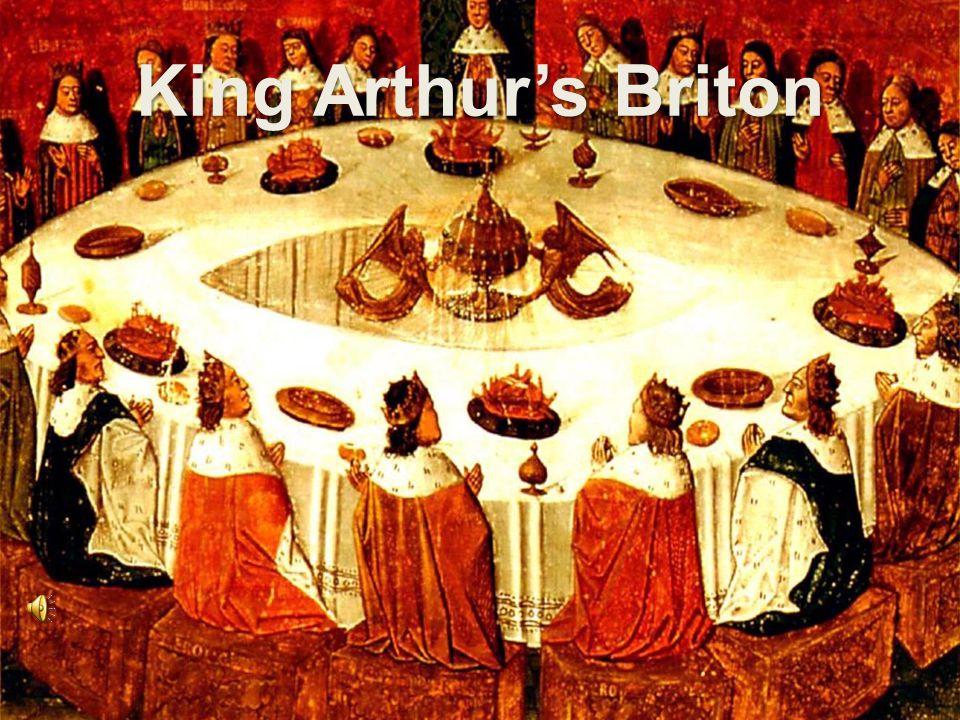 King Arthur's Briton