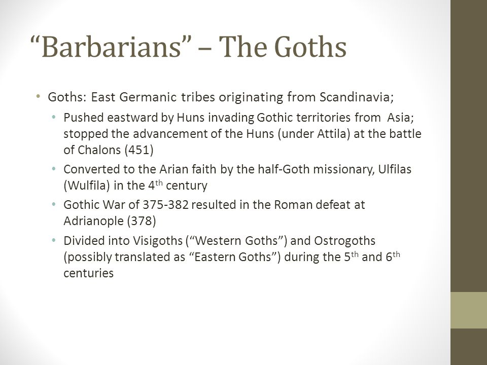 Invasion of Britain (beginning in the 5 th century)