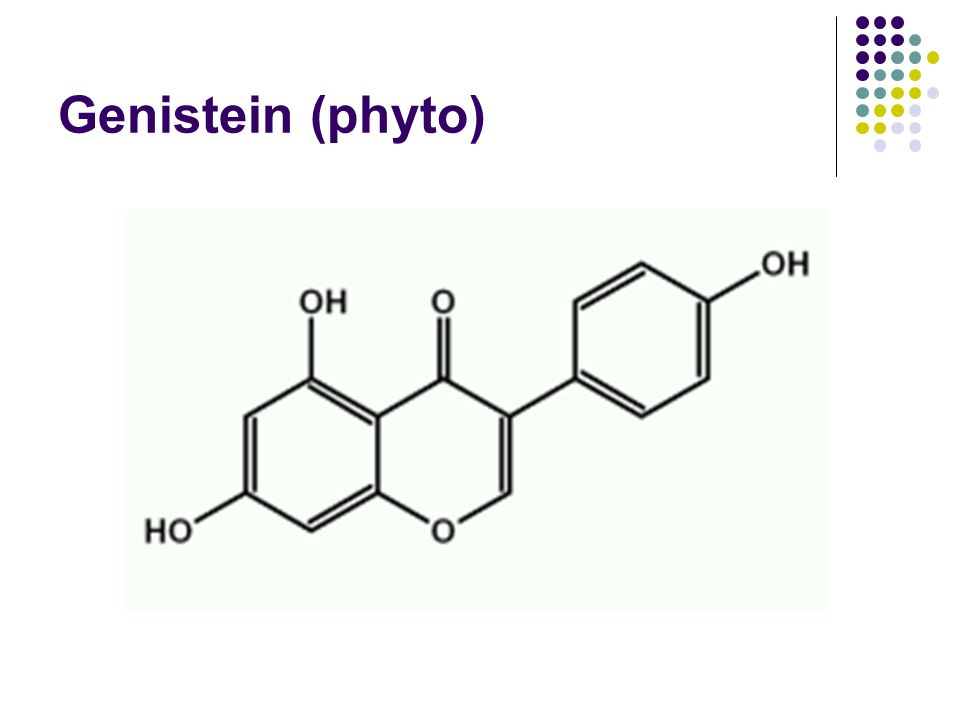 Genistein (phyto)