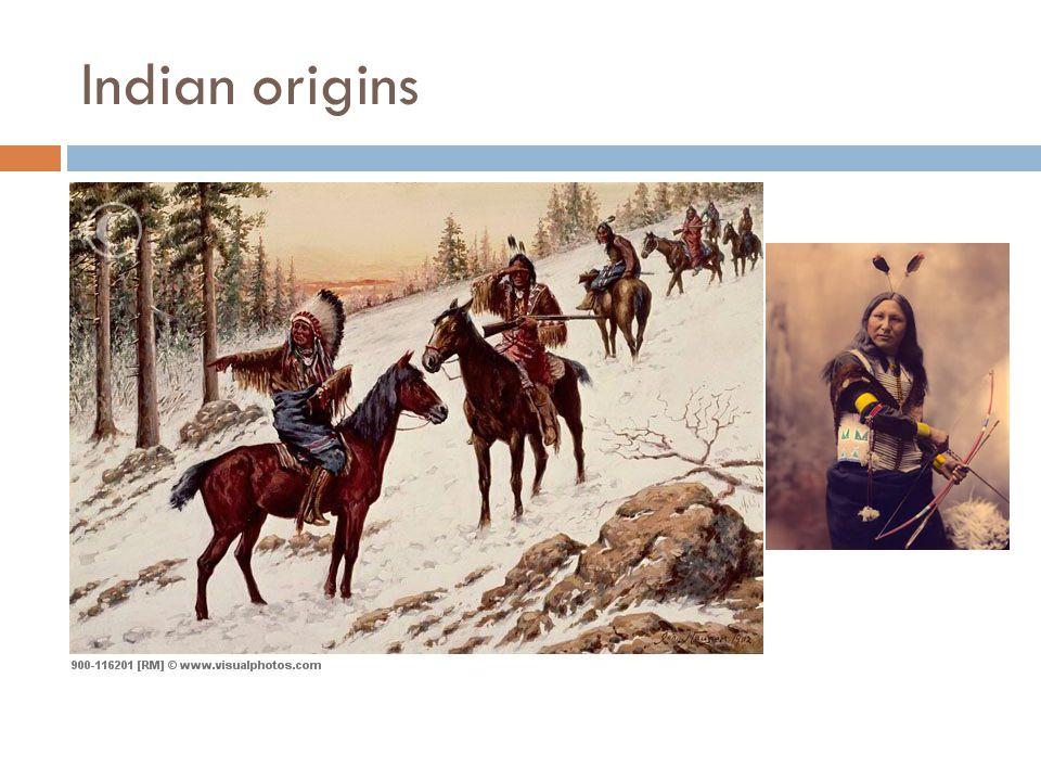 Indian origins