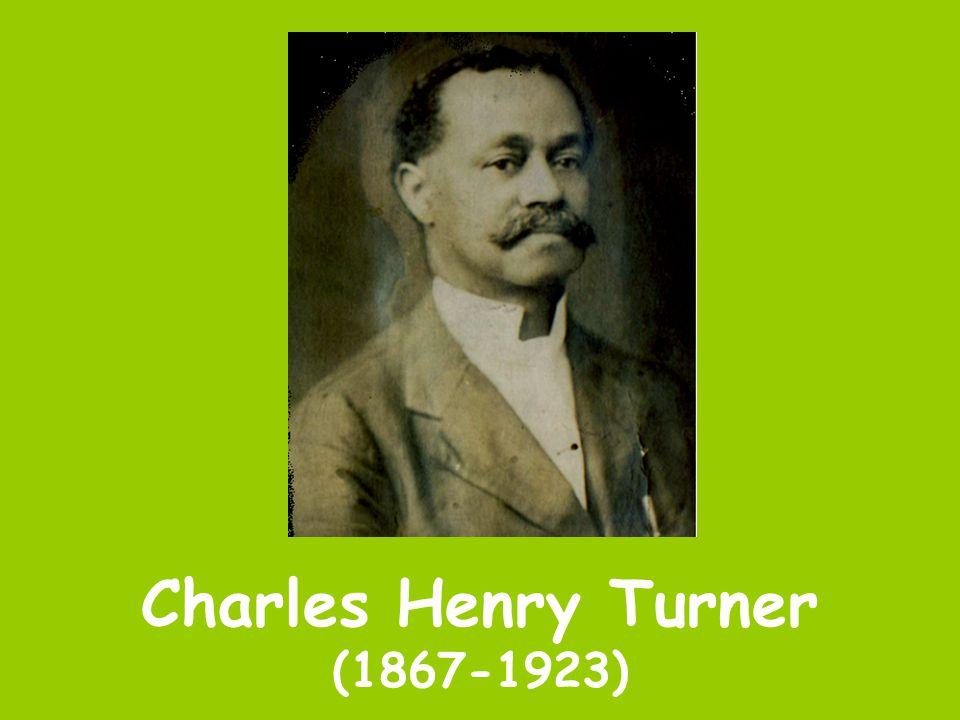 Charles Henry Turner (1867-1923)