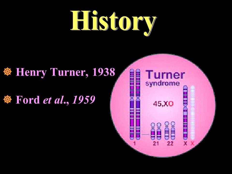  Henry Turner, 1938  Ford et al., 1959