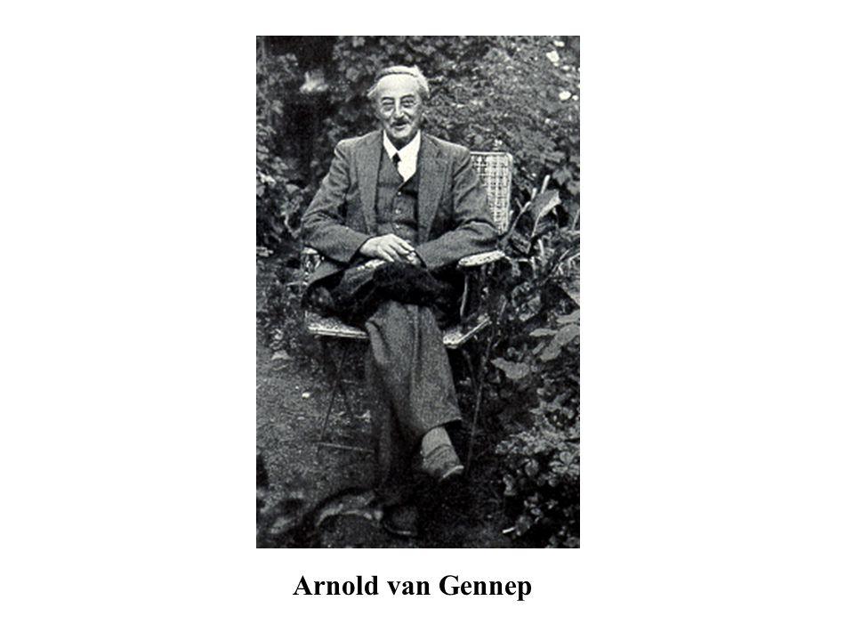 Arnold van Gennep