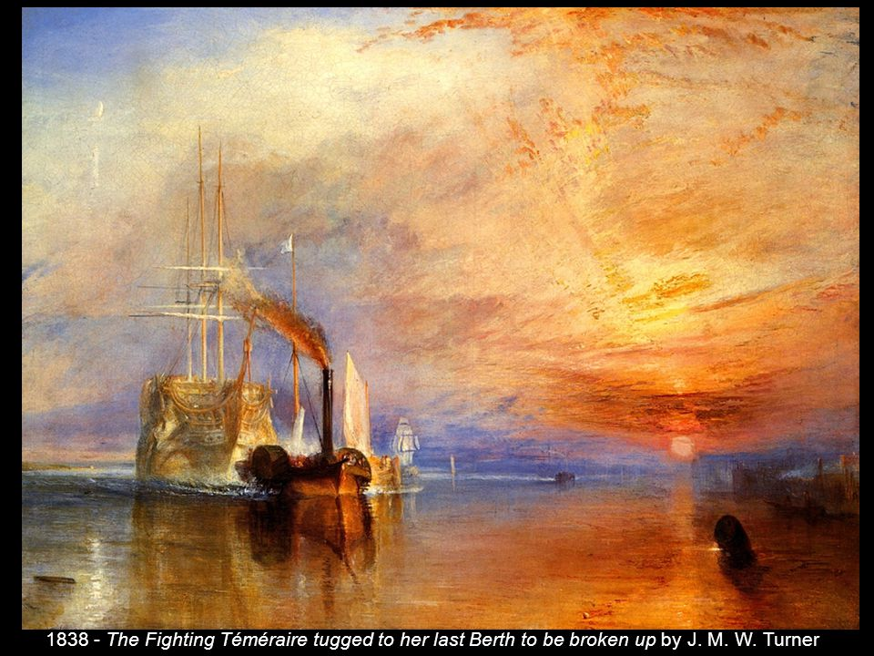 william turner temeraire