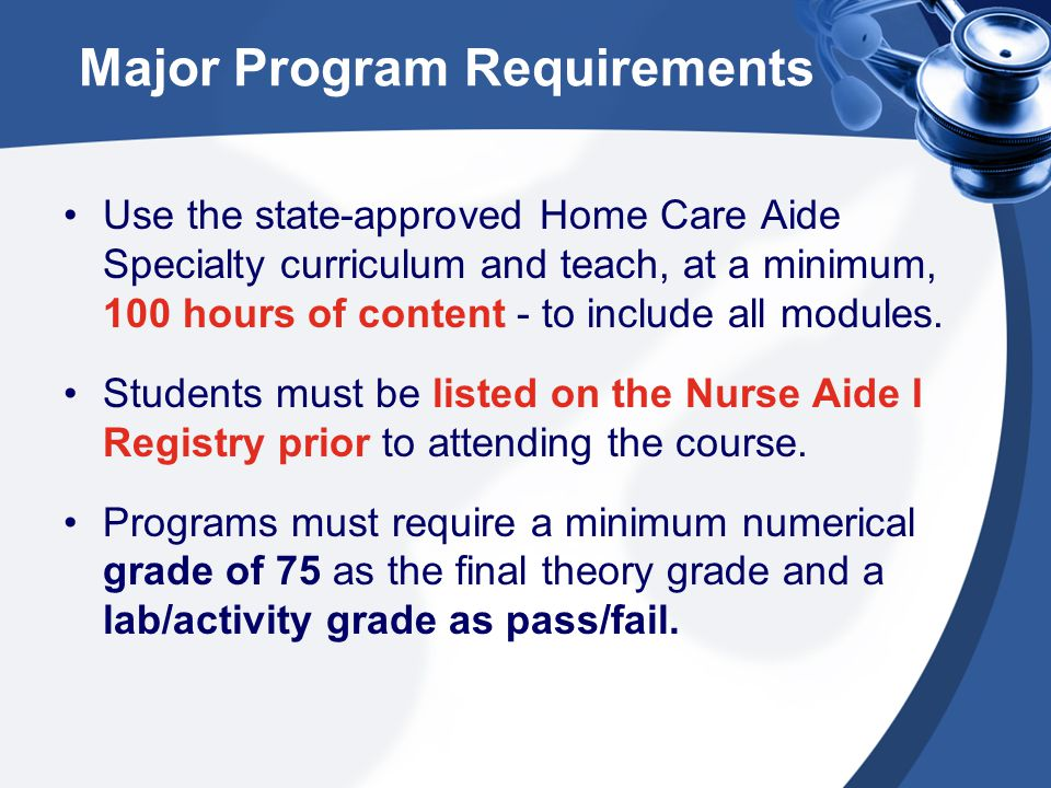 Program Approval Process Once the program application is received: Application will be processed Faculty will be reviewed for minimum requirements Program number will be assigned Program coordinator will be notified via email Certificate of Completion template will be sent with approval email