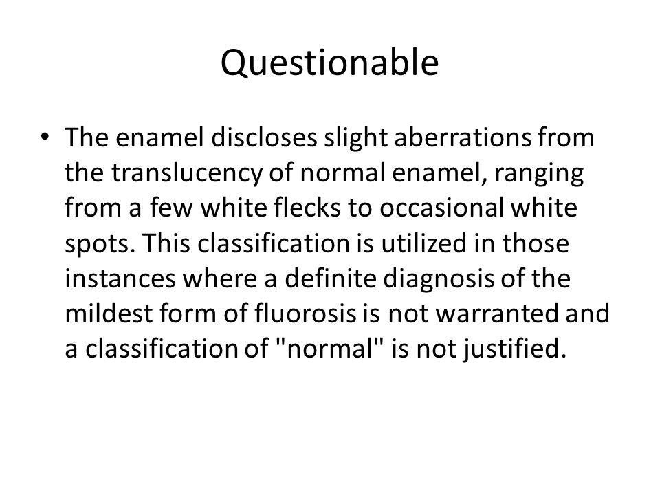 Turner s hypoplasia Turner s hypoplasia is an abnormality found in teeth.