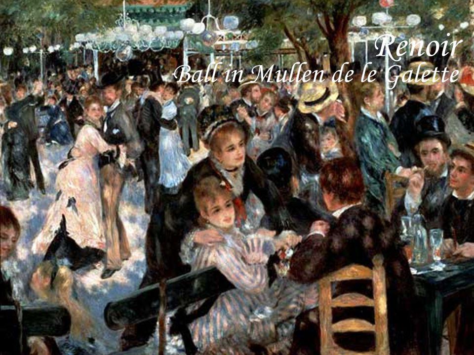 Renoir Ball in Mullen de le Galette