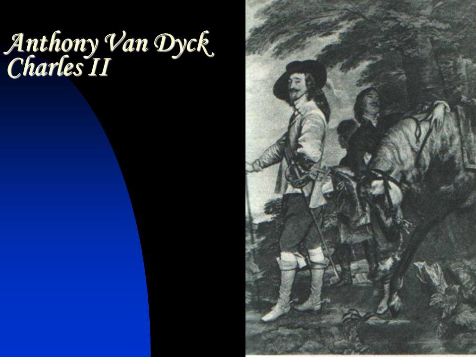 Anthony Van Dyck Charles II