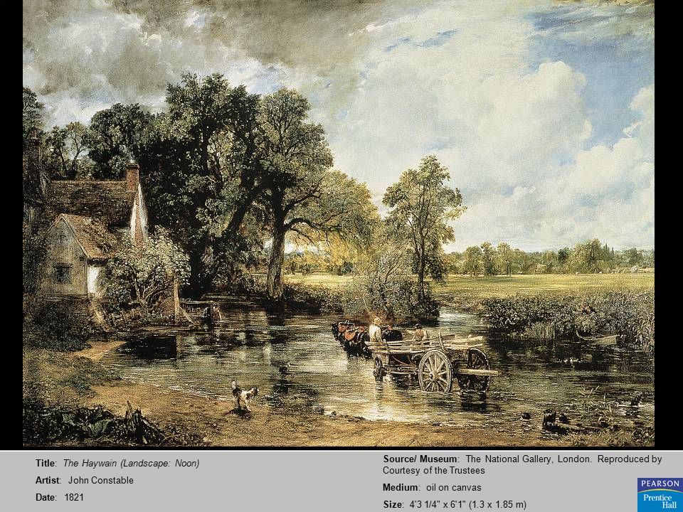 Title: Under the Birches Artist: Pierre-Étienne-Théodore Rousseau Date: 1842-1843 Source/ Museum: Toledo Museum of Art, Ohio Medium: oil on wood panel Size: 16 5/8 x 25 3/8 (42.2 x 64.4 cm)