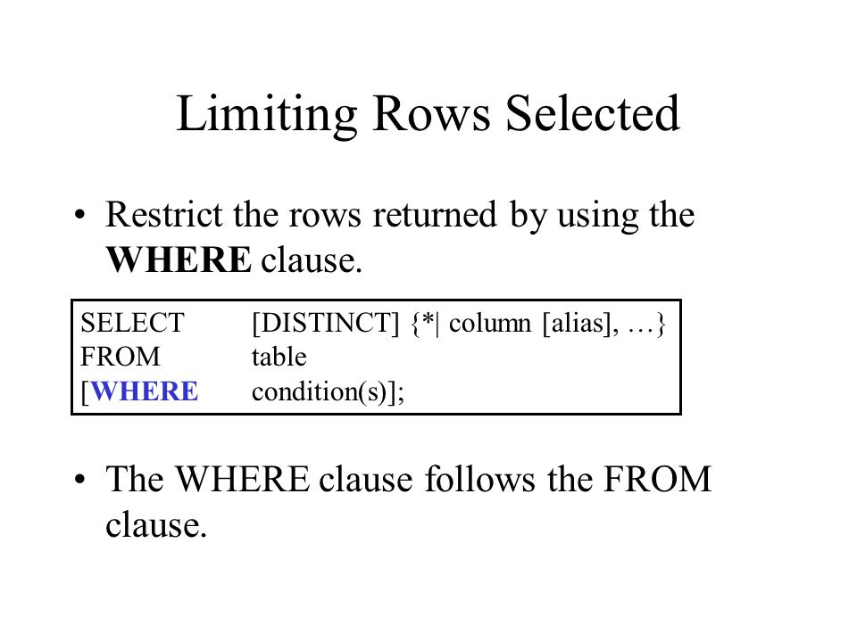 Sorting by Multiple Columns The order of ORDER BY list is the order of sort.