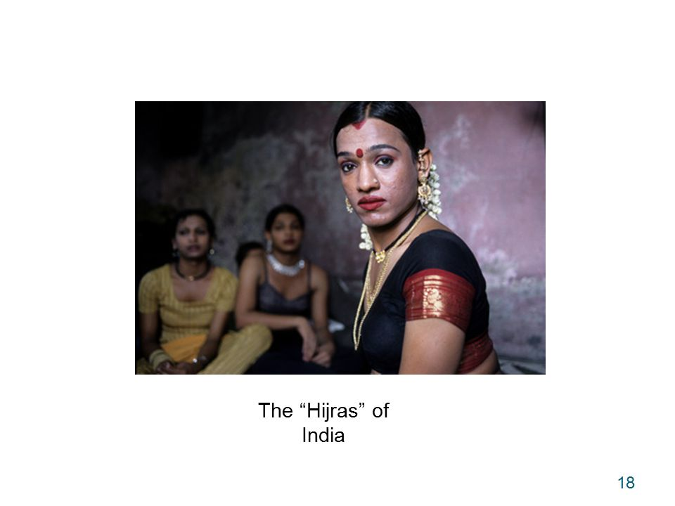 18 The Hijras of India