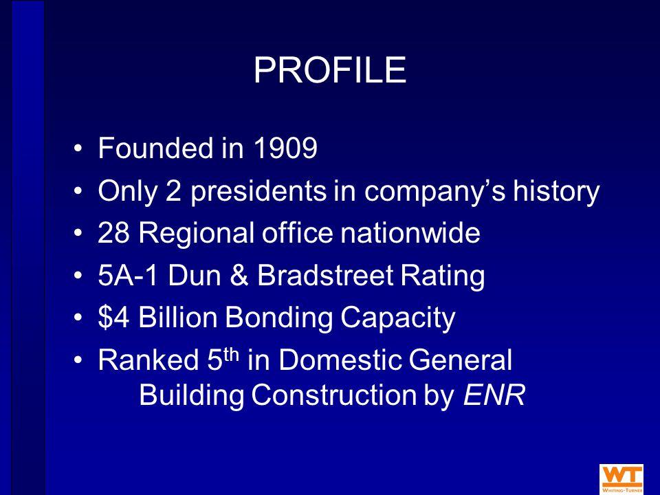 SERVICES Construction Management General Contracting Design/Build Preconstruction Self Perform
