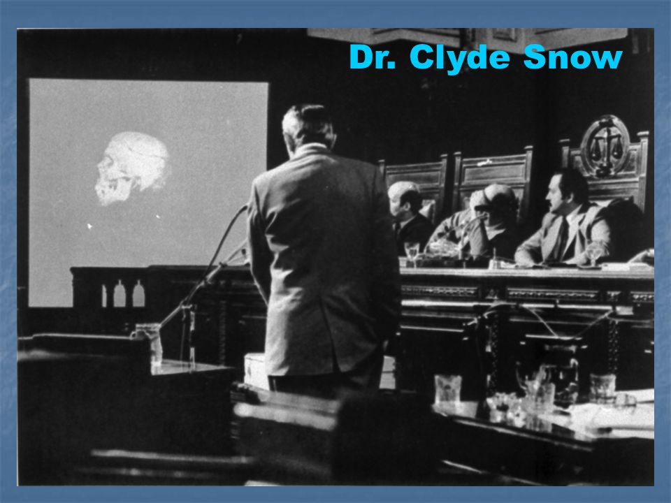 Dr. Clyde Snow