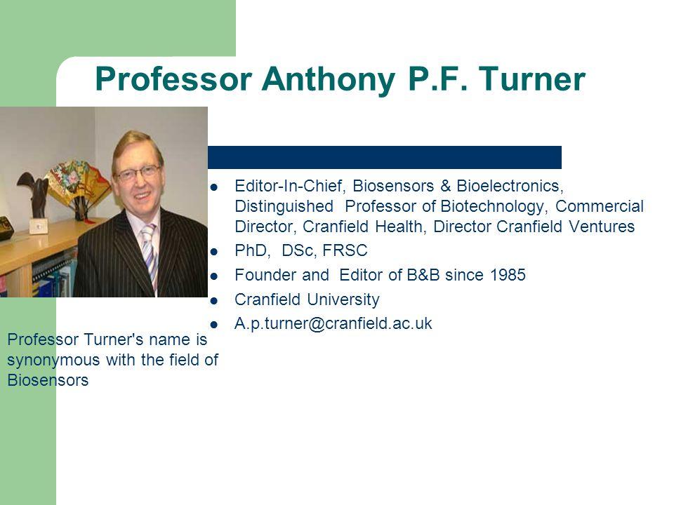 Professor Anthony P.F.