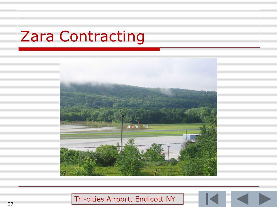 Zara Contracting 37 Tri-cities Airport, Endicott NY
