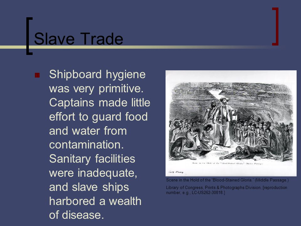 Slave Trade Ending the slave trade was a long process that involved changing economic circumstances and rising humanitarian concerns.
