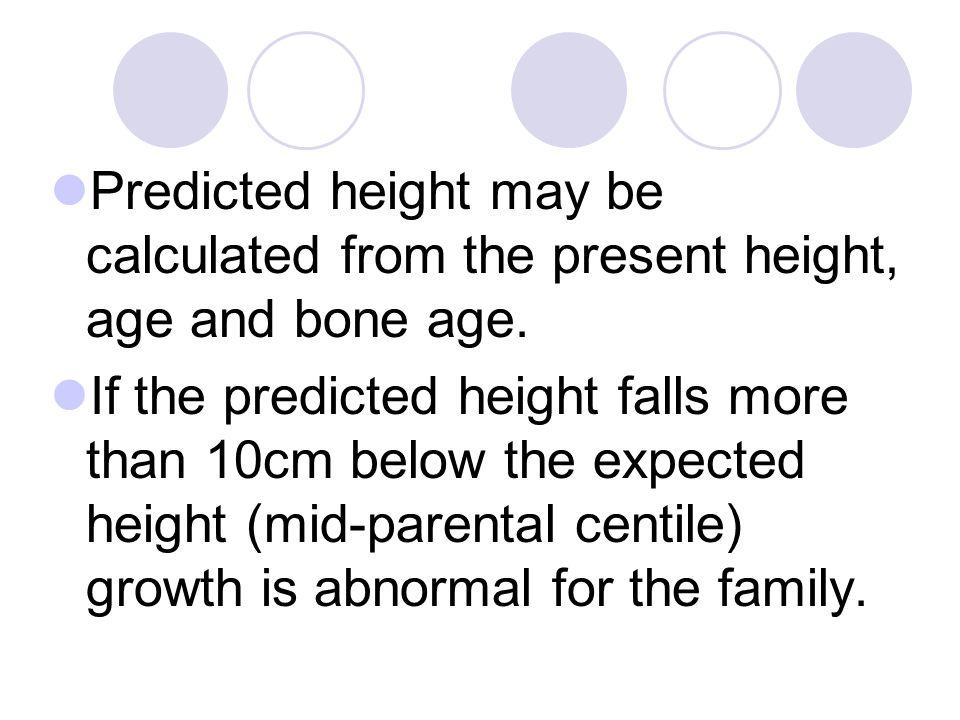 Bone Disease : Predominantly affect limb bones or spine → disproportionate short stature.