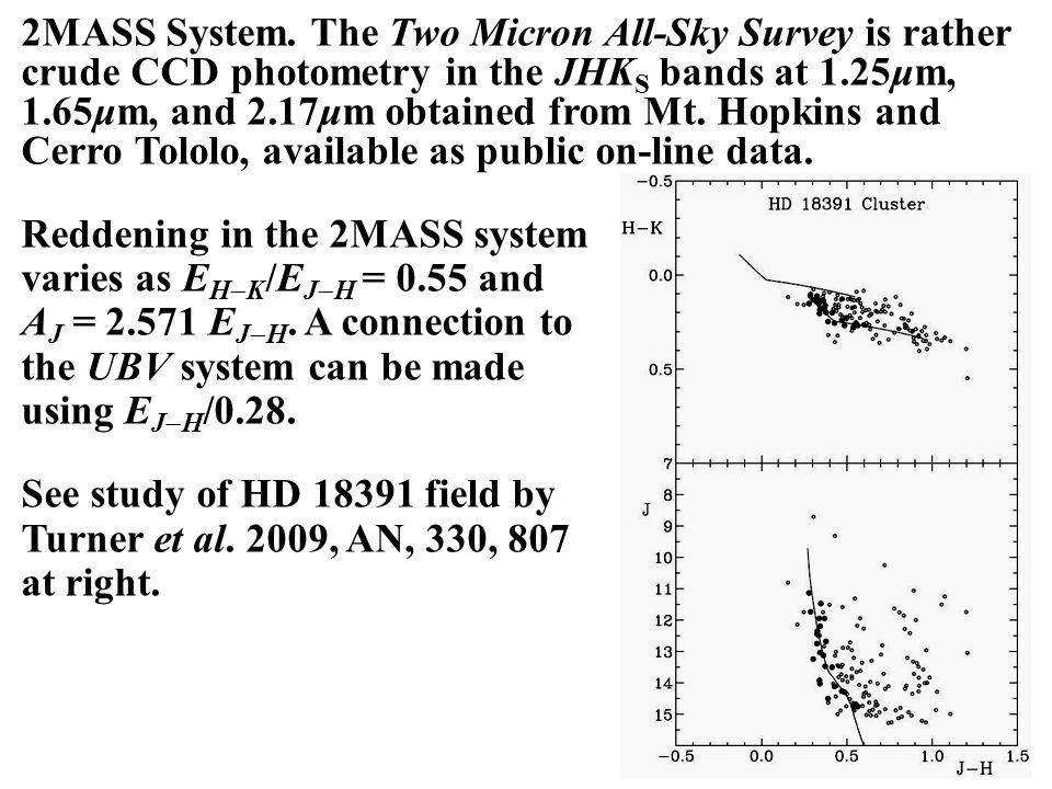 2MASS System.