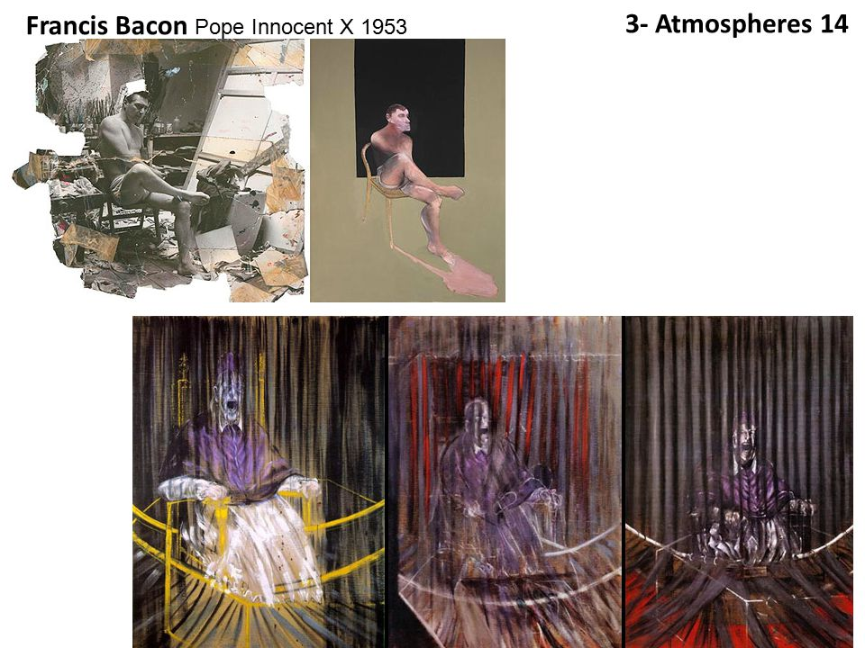 Francis Bacon Pope Innocent X 1953 3- Atmospheres 14