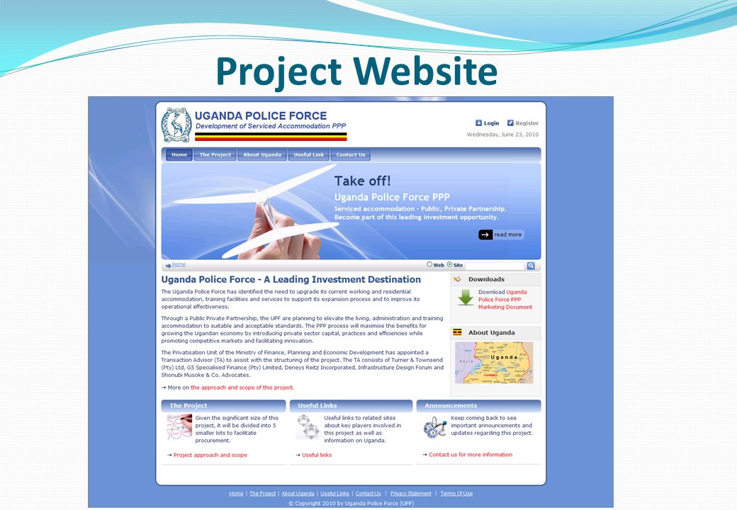 Project Website 27