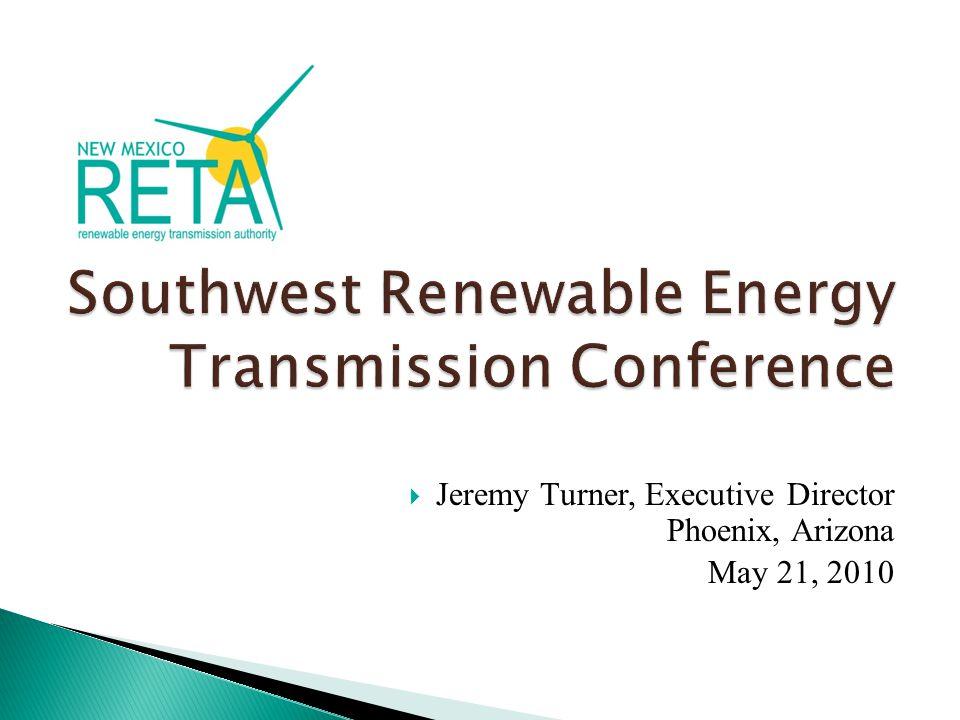  Jeremy Turner, Executive Director Phoenix, Arizona May 21, 2010