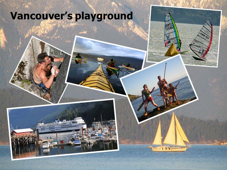 Vancouver's playground